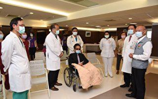 大千醫院成功完成首例開心手術 縣長醫護賀患者重獲健康