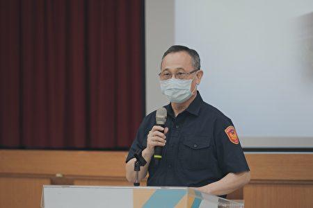 警政署長陳家欽說,此次扣大麻量約莫可換算8萬4千支大麻香菸,至少危害8萬人。