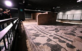組圖:意大利公寓底下的古羅馬別墅遺跡