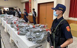 竹警破今年北部最大室內大麻廠 網路教學恐涉教唆犯罪
