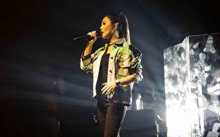A-Lin首场演唱会起跑 自曝太兴奋导致失眠