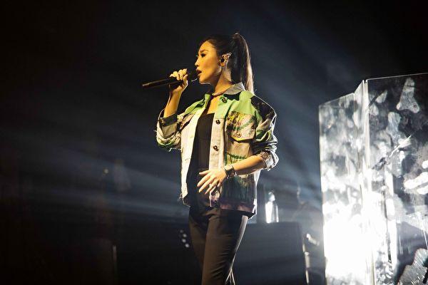 A-Lin首場演唱會起跑 自曝太興奮導致失眠