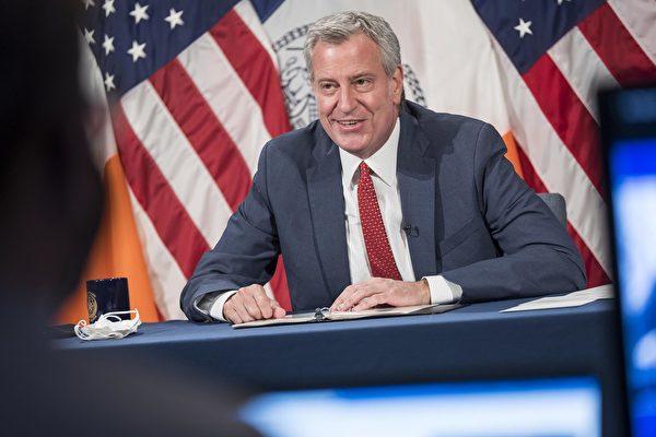 白思豪否認紐約地鐵不安全 反指MTA恐嚇人