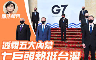 【唐浩視界】透視五大內幕 G7歐盟熱挺台灣