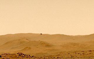 毅力號錄到無人機飛行聲音 可探秘火星大氣