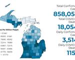 美密西根是全美从中共病毒中恢复最慢州