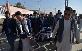 阿富汗首都爆炸案 增至68死165人伤