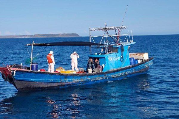 陸船頻越界捕魚 台灣澎湖海巡10天扣4艘
