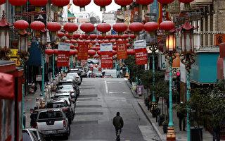舊金山中國城商店業主 憂生意恢復緩慢