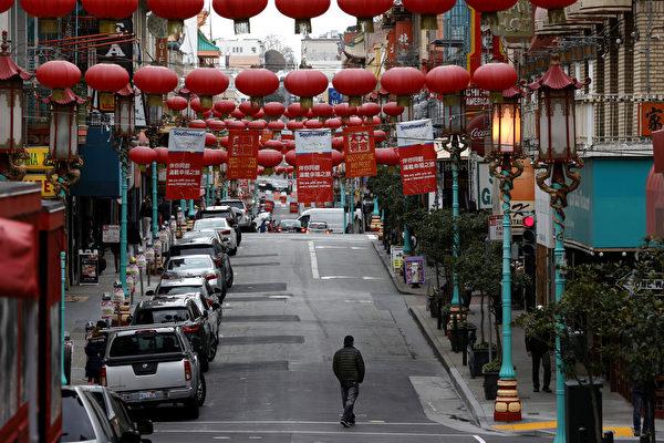 旧金山中国城商店业主 忧生意恢复缓慢