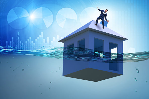 全美房市高涨 170万屋主仍可能失去房屋