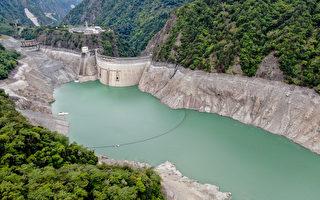 德基水庫水位創47年新低 翡翠水庫跌破7成