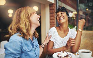 研究:通過笑聲可知兩人是朋友還是陌生人