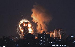 哈马斯在耶路撒冷骚乱后向以色列发射火箭弹