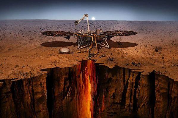 NASA洞察号首探火星内部 发现哪些惊奇?