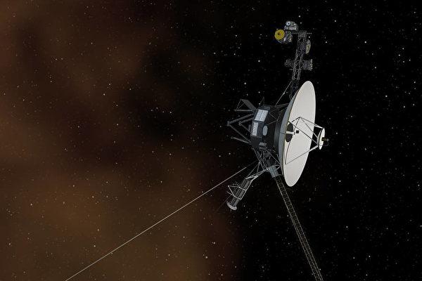 44年來 旅行者1號首次探測星際空間嗡鳴聲