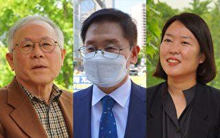 庆祝法轮大法日 韩国法轮功学员感恩师尊