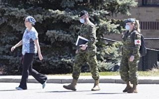 军方报告 揭多伦多2家养老院疫期惨状