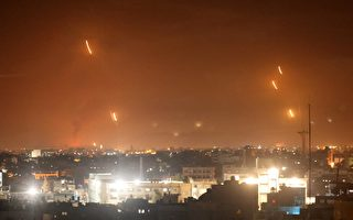 以巴冲突升级 火箭弹与空袭持续 酿数十死