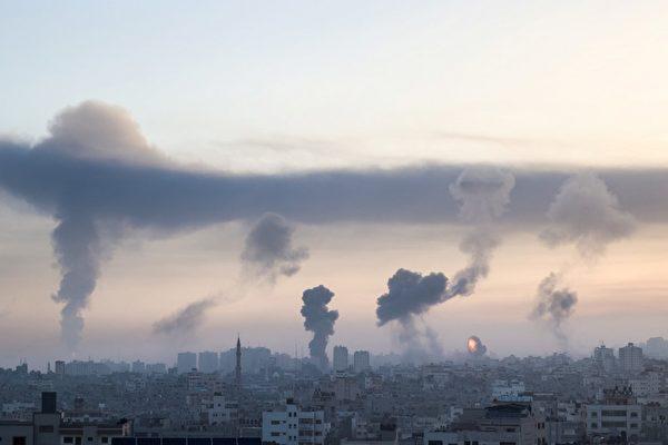 以巴衝突升級 火箭彈與空襲持續 釀數十死