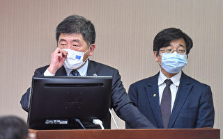 提高戒備清空3千病床 陳時中:國內口罩夠用