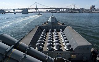 日本拟联合印尼造新型护卫舰 阻中共南海扩张