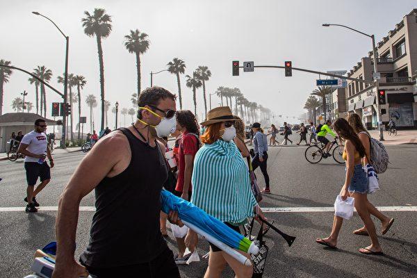 加州強制口罩令 或於6月15日結束