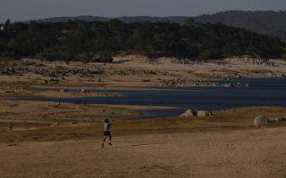 加州41縣進入乾旱緊急狀態