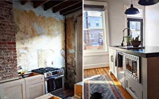 女子翻新有117年歷史的廚房 結果令人驚歎
