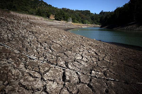 加州持續乾旱 聖縣將調漲9.1%水費