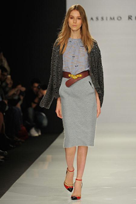 意大利, 时装周, 时尚, 穿搭
