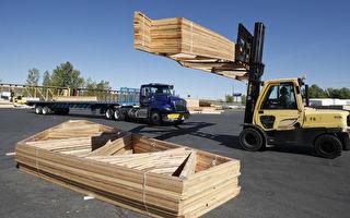 連鎖反應 木材短缺影響世界各地建築業和房市