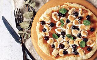 下厨疗愈身心 云朵莓果披萨DIY缓解焦虑