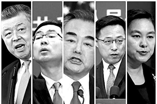 """分析:中共外交""""战狼""""养成记"""