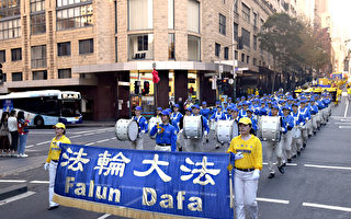 悉尼集会游行庆法轮大法日 各界人士盛赞