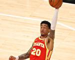 NBA柯林斯逆转三分弹 老鹰逆袭奇才