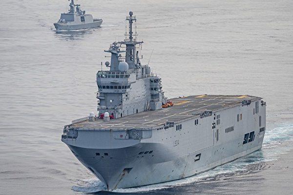 沈舟:法国部署印太的两栖攻击舰啥水平