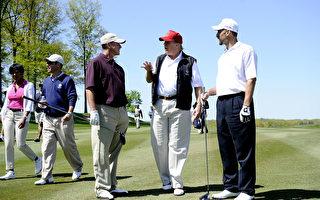川普计划来新泽西贝德明斯特高尔夫俱乐部度夏