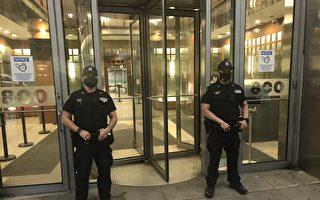 中東局勢緊張 紐約市警局向敏感地點增派警官