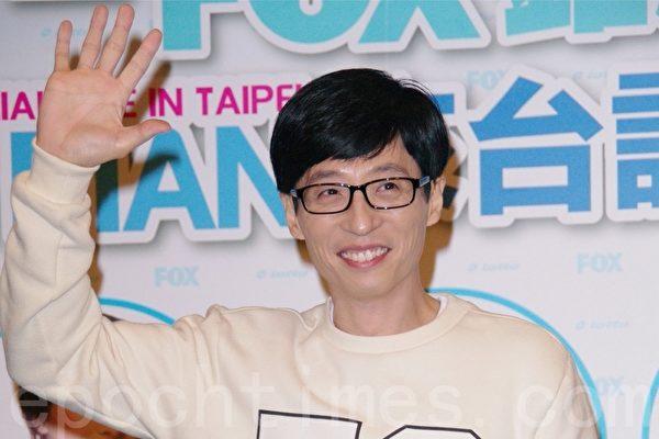 """刘在锡摘""""百想""""大奖  呼吁关注传统与文化"""