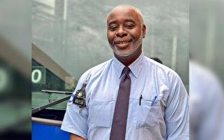 纽约公交司机英勇救下两儿童 免遭绑架