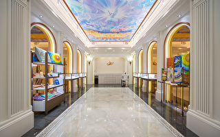 体验神传文化美学 全球首家Shen Yun Collections在台开幕