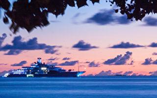 新超级游艇配飞机发动机 价格可达数亿美元
