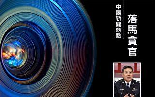 天津市公安局原副局長張健落馬