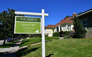 加州所有都會區過去一年房價大漲