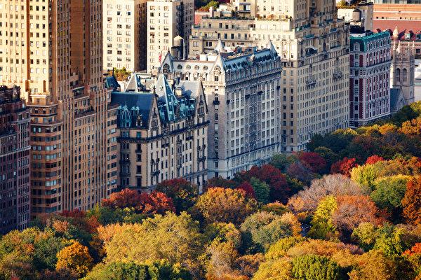 曼哈顿地产市场重新活跃 中位价依旧