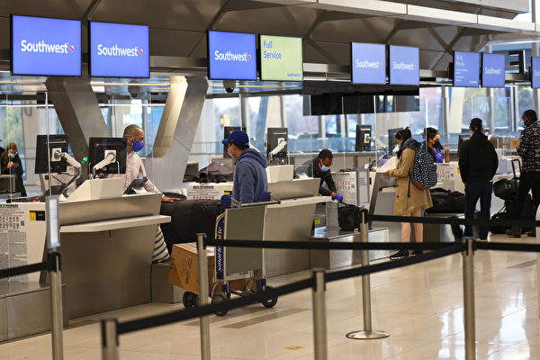 疫情期間 北美航空公司乘客滿意度大幅升高