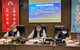 疫情急遽升温  屏东县提升至准三级警戒