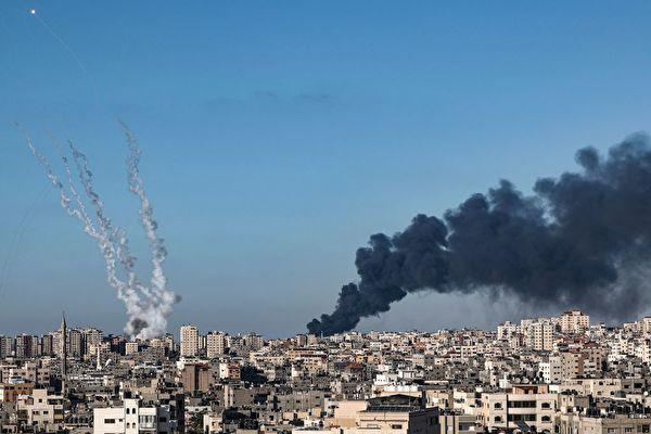 以色列炸毀國際媒體大樓 白宮回應