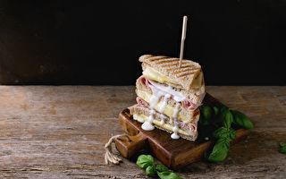 三明治再升级 3种烤起司做法媲美五星级料理